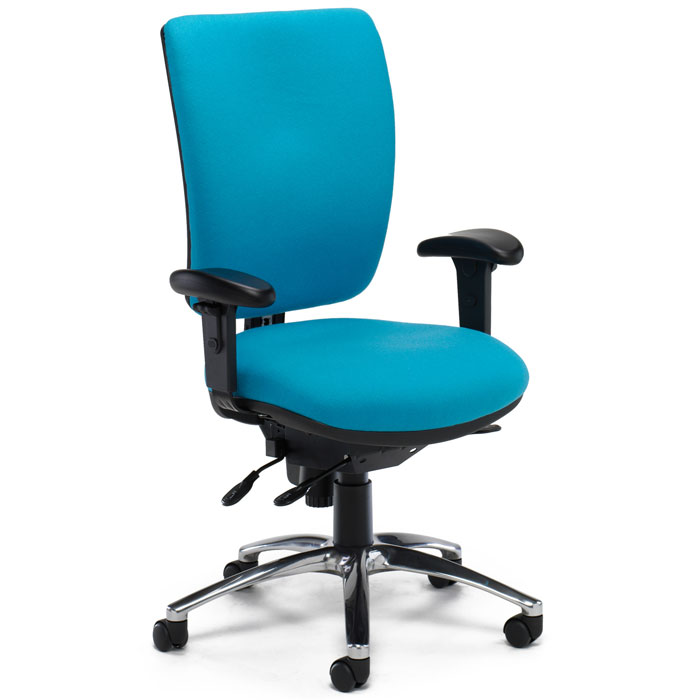 24 Hour Task Chair Long Use Computer Chair Durable Swivel Chair