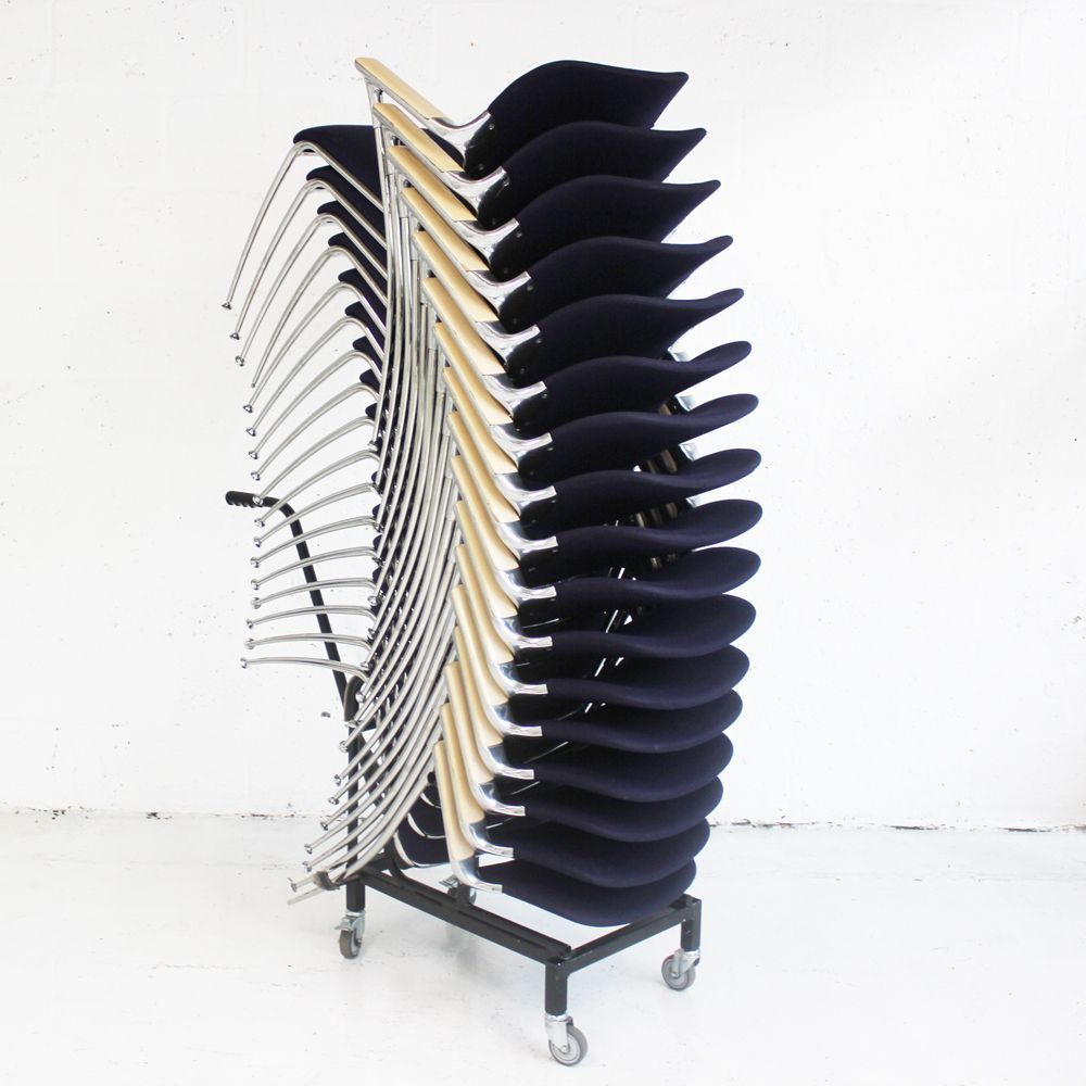 Brunner Golf Stacking Chair Stackable Chair Stacking