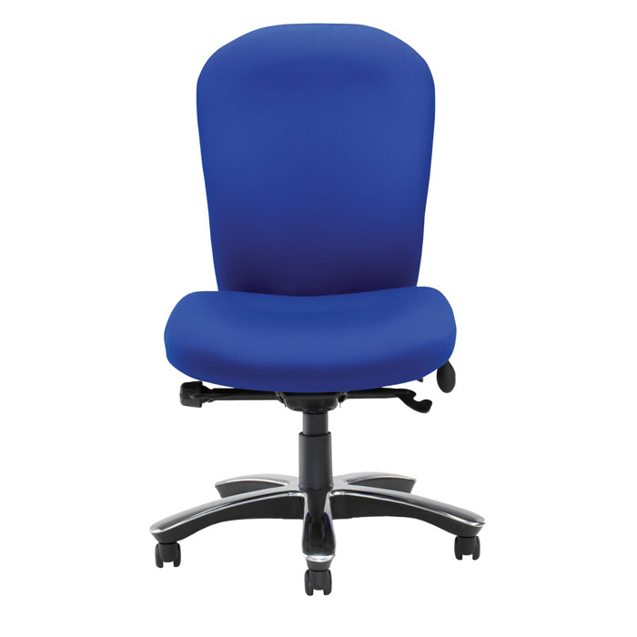 Extended 24 Hour Chair To Hold 200kg Durable Task Chair 24 Hour Computer