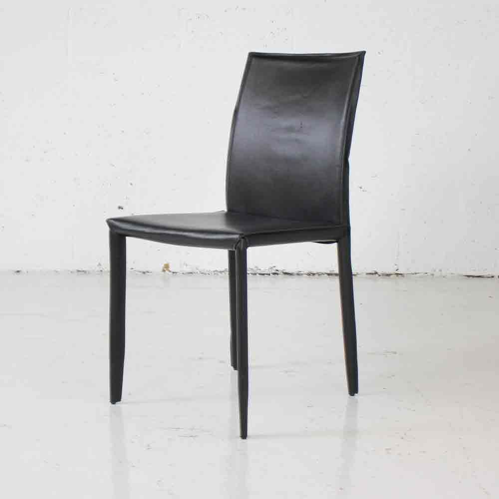 Faux Leather Meeting Room/ Restaurant Chairs