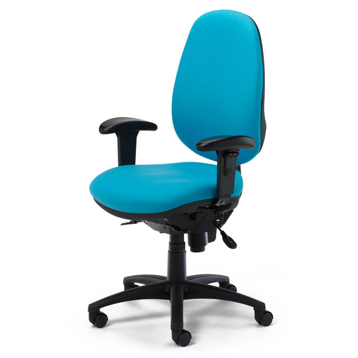 choice of two back styles 24 hour chair heavy duty operator plus