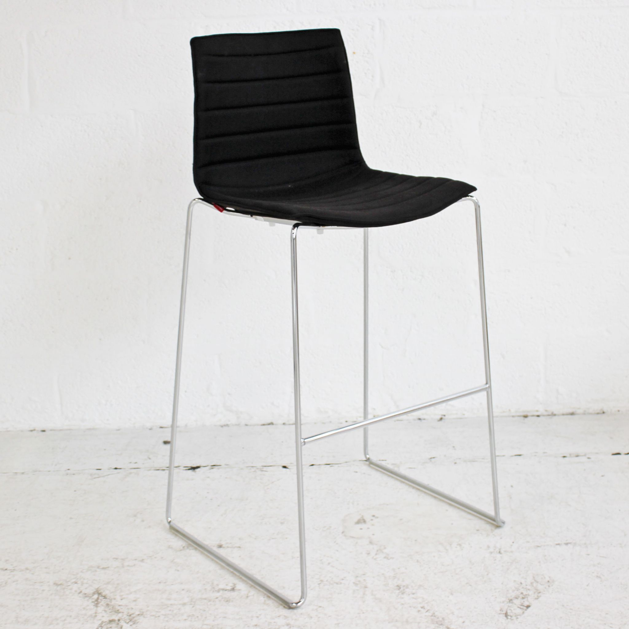 Fine Arper Catifa 46 Bar Stool Caraccident5 Cool Chair Designs And Ideas Caraccident5Info