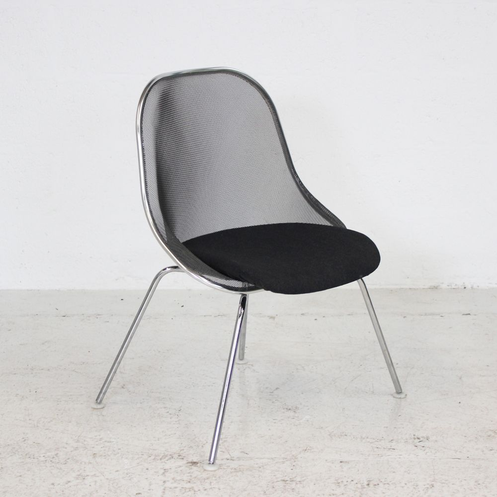 B and B Italia Iuta - Four Legs | mesh back chair | modern meeting chair