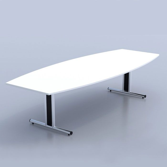 Barrel Shaped Meeting Table Boardroom Table Conference