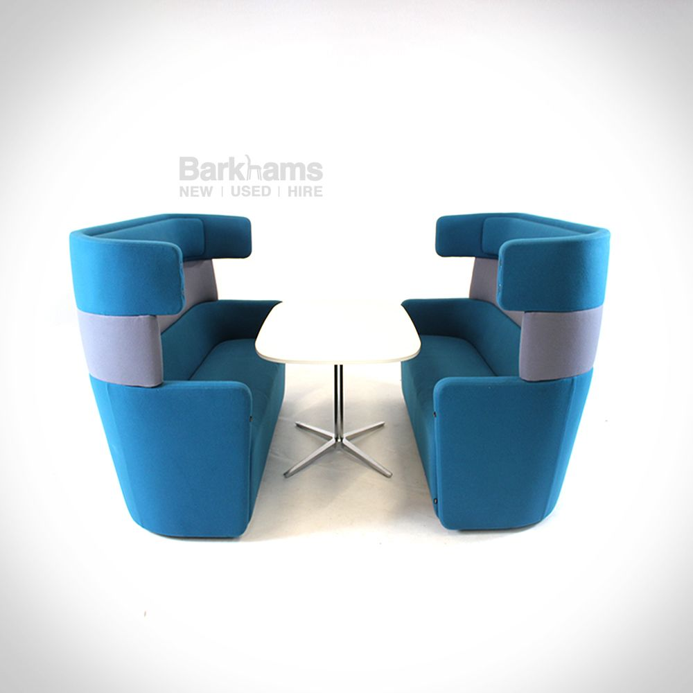 Bene Sofa Set | Bene Blue Sofa Set | Sofa Set With Table