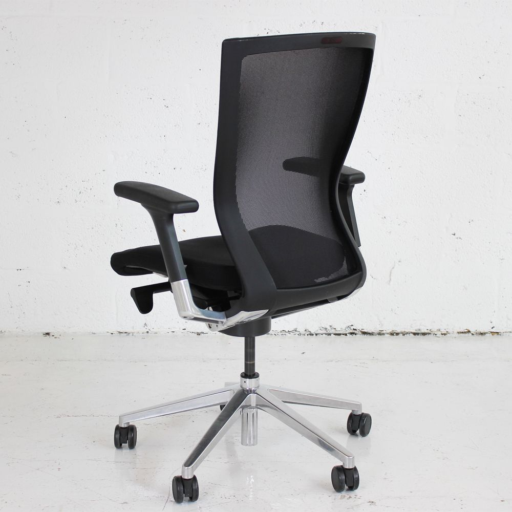 chair computer chair with mesh back swivel office chair with