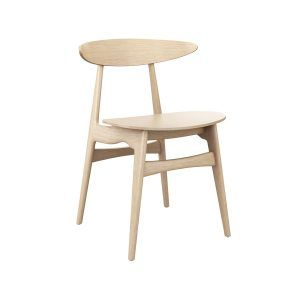 Carcher Side Chair - Raw Beech
