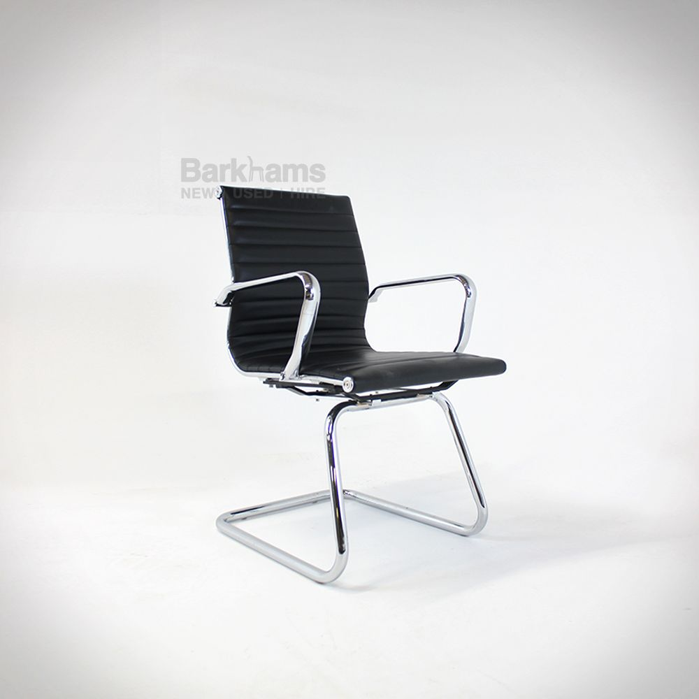 Eames Style Cantilever Meeting Chair | Eames Style Meeting Chair | Eames Style Cantilever Chair