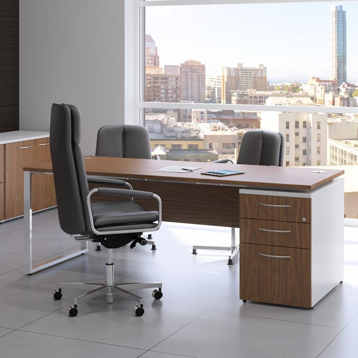 Executive Desk With Pedestal Managers Desk Meeting Desk