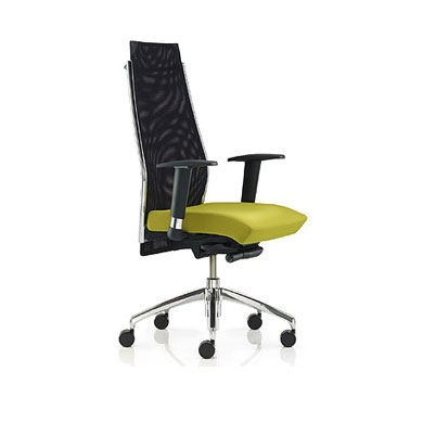 High Mesh Executive Chair