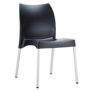 ICON Side Chair - Black