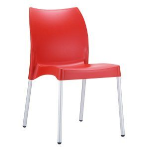 ICON Side Chair - Red