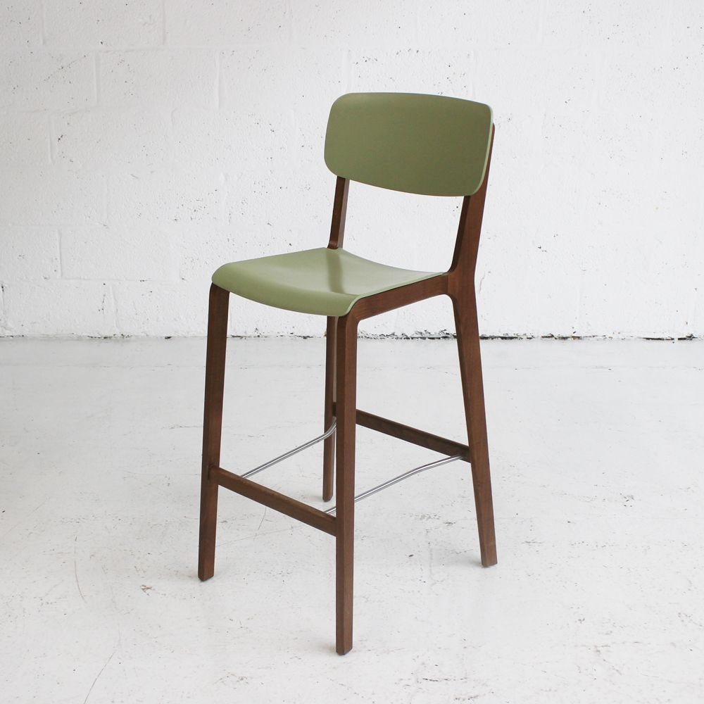 Jonty Stool by Chorus Furniture | wooden stool | high cafe chair