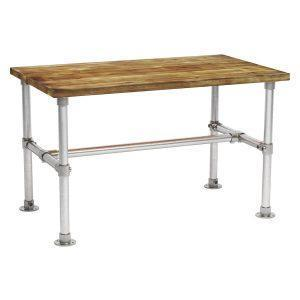 Kwik Rectangular Scaffold Diner Table
