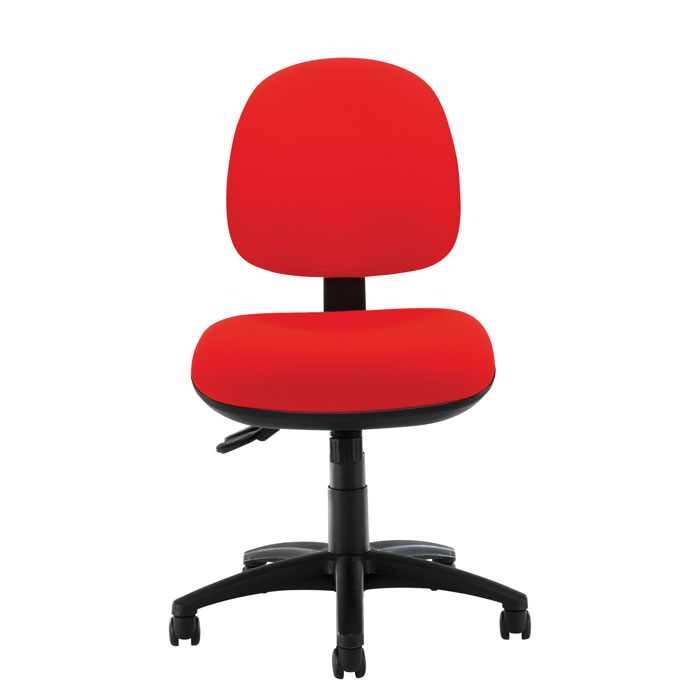 Genial Low Back Operator Chair | Swivel Chair On Wheels | Computer Chair With  Adjustable Height