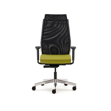 Medium Mesh Back Executive Chair