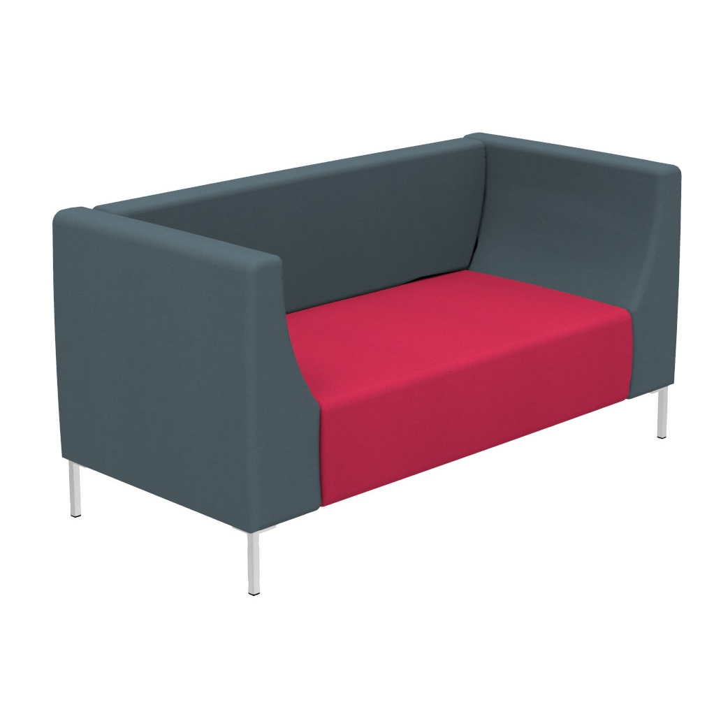 Modern reception chairs office tub chair square office for Contemporary seating chairs
