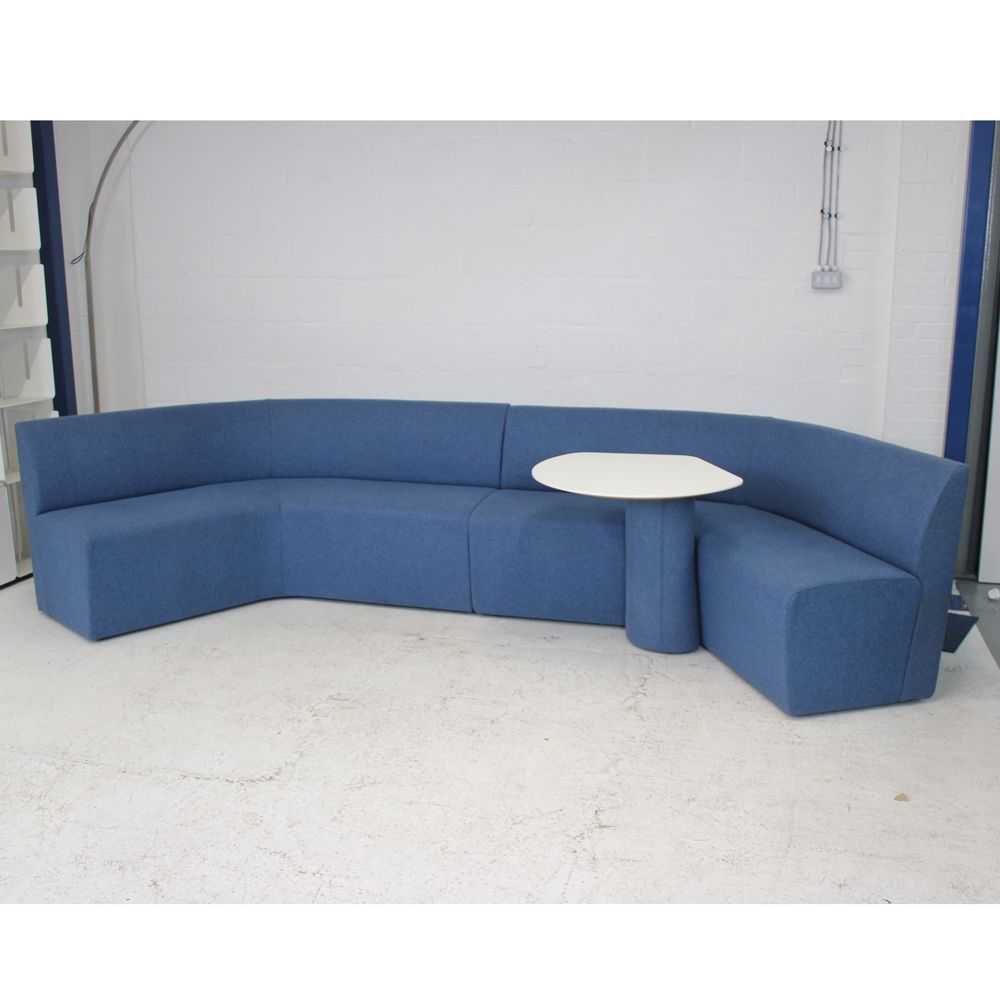 Orangebox away from the desk sofa curved