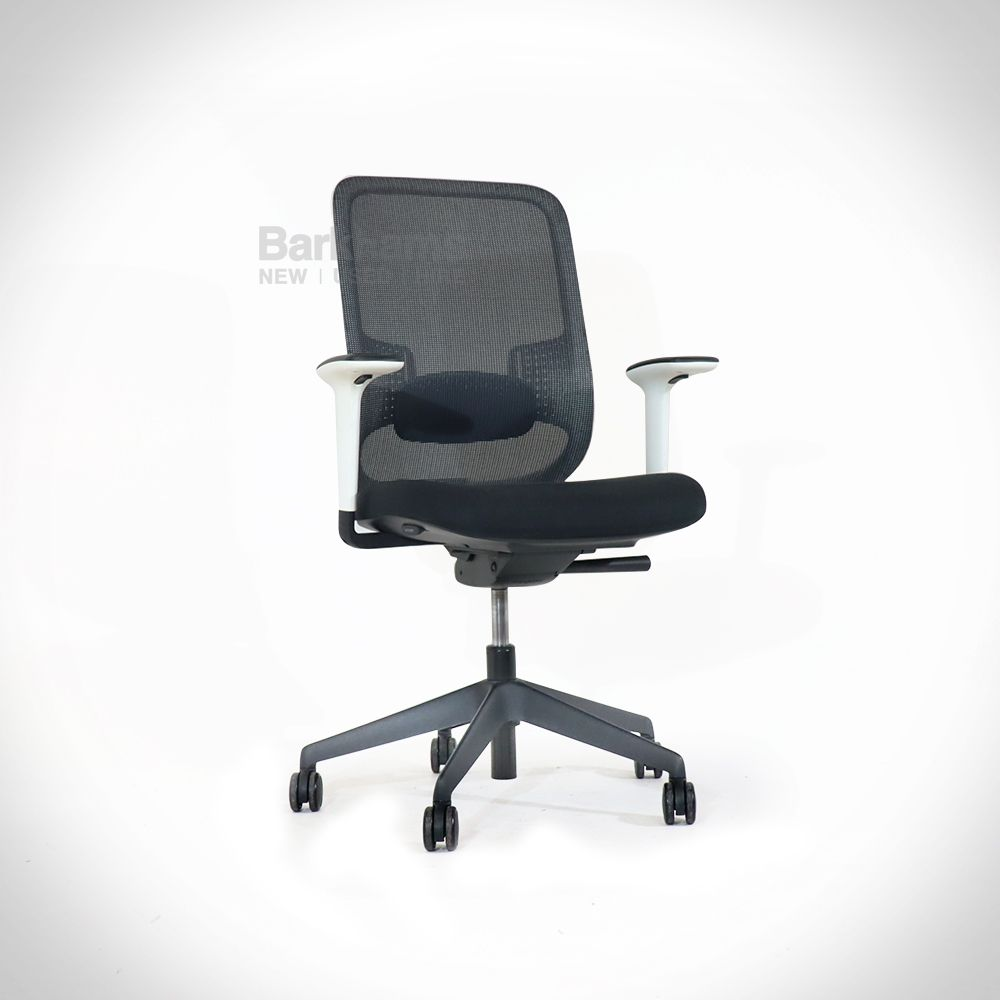 Orangebox Do Chair White Back | Orangebox Operator Chair | Ergonomic Orangebox Operator Chair