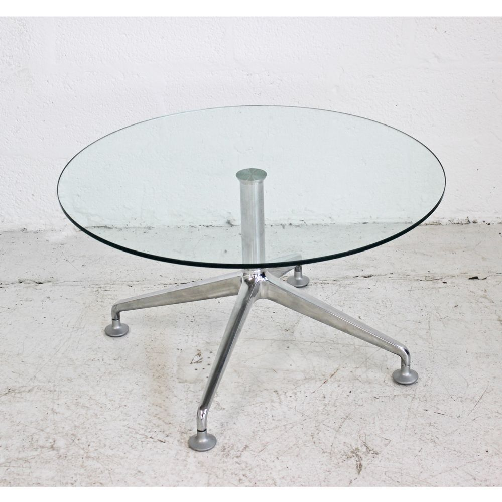 Orangebox Dune Coffee Table Round Glass Coffee Table Glass