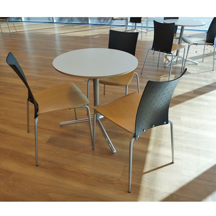 Randers Bistro Restaurant Chair Table Sets Canteen Table Chair And