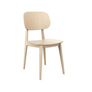 Relish Side Chair - Raw Beech