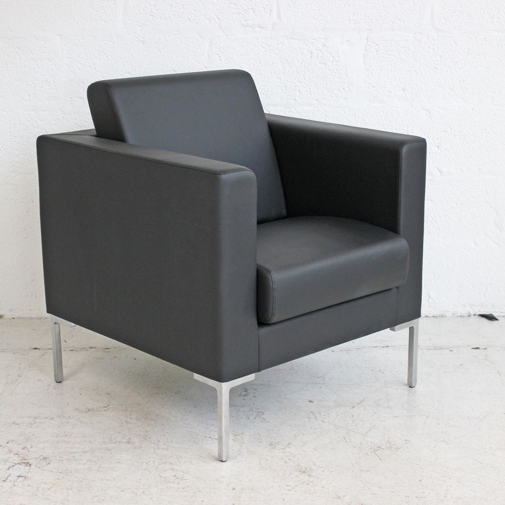 Sitland Canape Leather Armchair | Single Armchair | Leather Chair