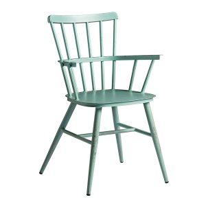 Spin Arm Chair - Retro Light Blue