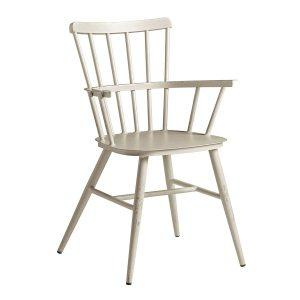 Spin Arm Chair - Retro White