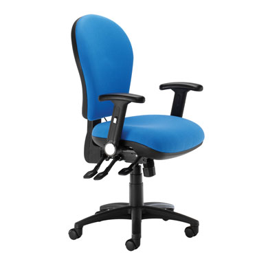 Standard Ergonomic Operator Chair