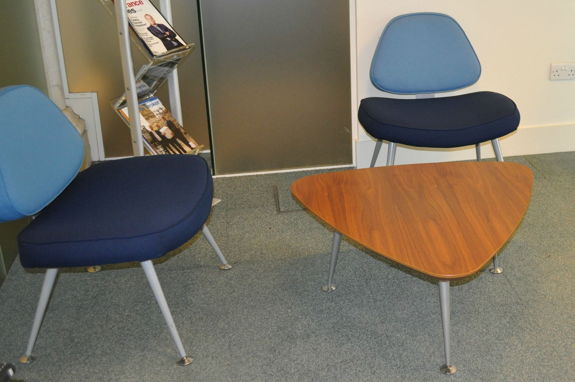 Verco Smile Reception Chairs
