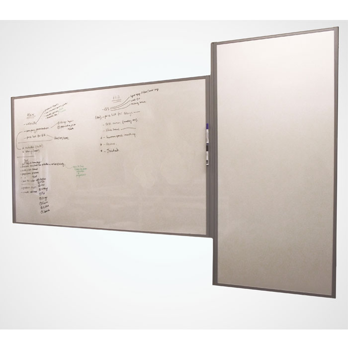 Wall Mounted Dry Wipe Board | white board | rectangular dry wipe board